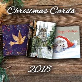 2018 Christmas Cards